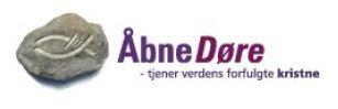 Aabne doere Logo
